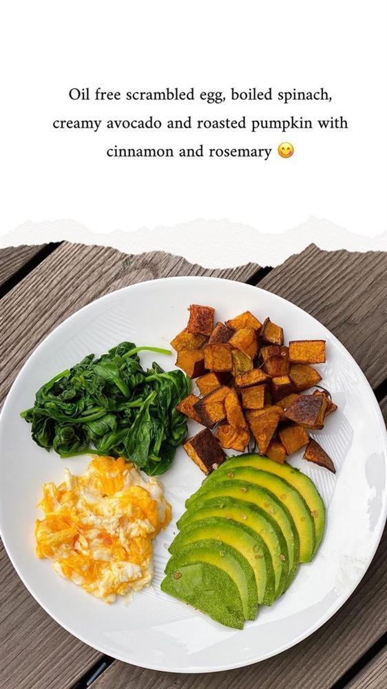 Bữa sáng không lo béo của Tăng Thanh Hà-4