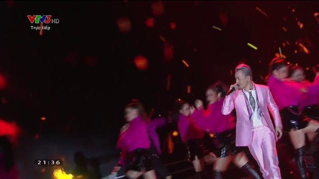 Binz hát tại Hoa hậu Việt Nam 2020, Bigcityboi bất ngờ được sửa lời để hợp thuần phong mỹ tục-1