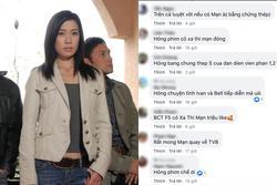 Rộ tin đồn Xa Thi Mạn về TVB làm 'Bằng chứng thép phần 5', cư dân mạng háo hức đón chờ 'Madam Mã'