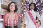 Trang Trần soi tân Hoa hậu Việt Nam Đỗ Thị Hà: 'Eo ngang eo tôi không?'