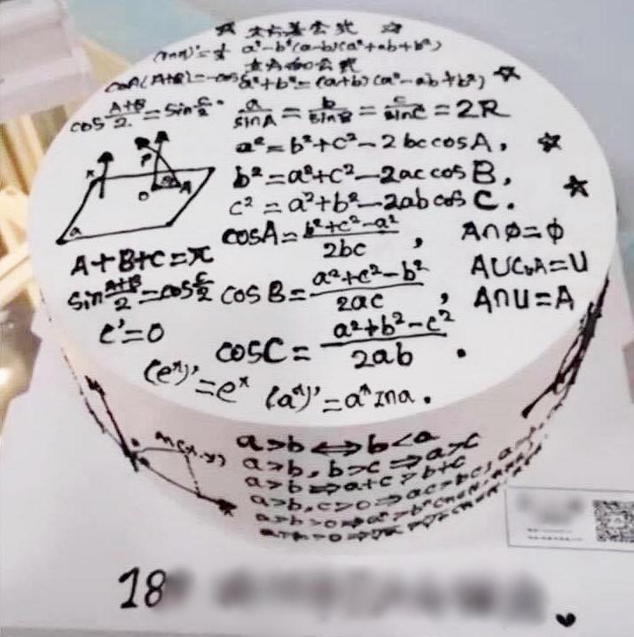 Những chiếc bánh mừng 20/11 vừa nhìn qua đã muốn trầm cảm, thầy cô trông thấy cũng giật mình-3