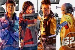 Bom tấn khoa học viễn tưởng của Song Joong Ki nuôi tham vọng càn quét thị trường quốc tế