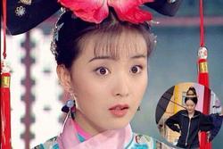 Kinh ngạc nhan sắc của 'Tình Nhi cách cách' Vương Diễm tuổi 46, trông như a hoàn trên phim trường