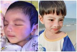 Cậu bé Thái Lan được khen đẹp từ lúc chào đời giờ ra sao?