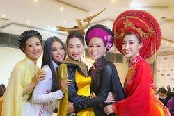 Đặng Thu Thảo mất danh hiệu 'Hoa hậu của các hoa hậu' vào tay Tiểu Vy?