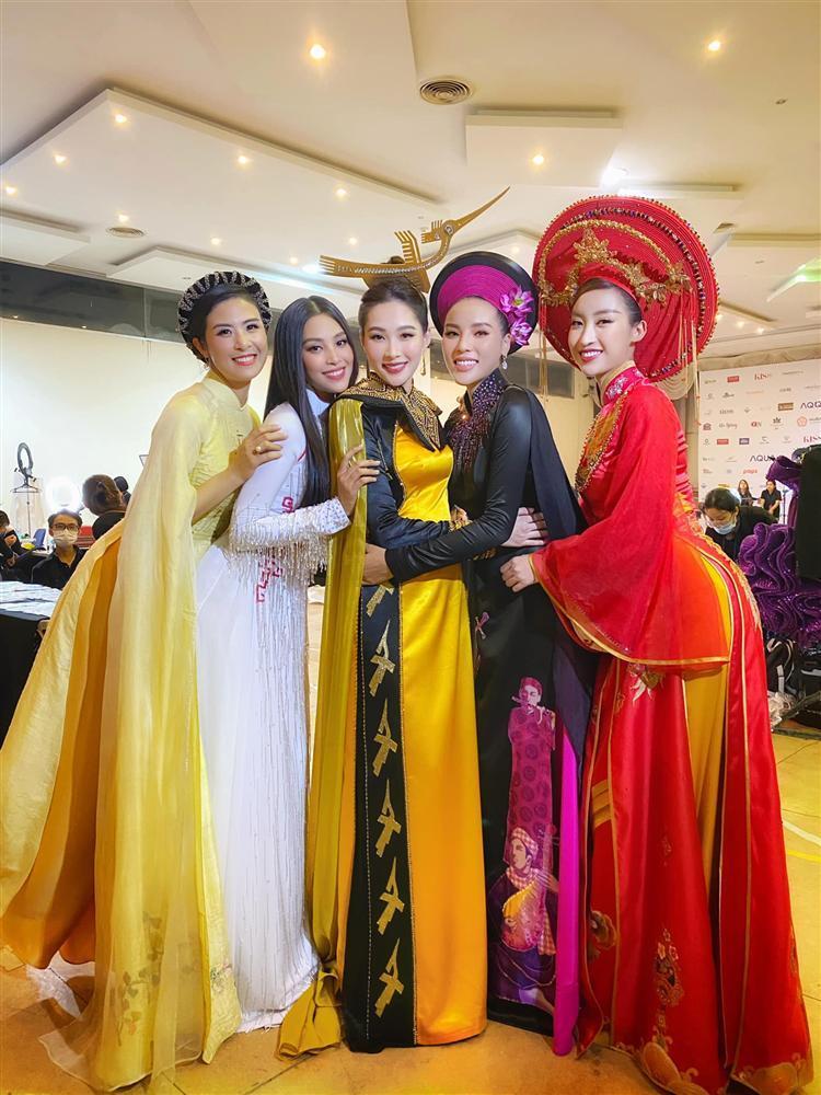 Đặng Thu Thảo mất danh hiệu Hoa hậu của các hoa hậu vào tay Tiểu Vy?-2