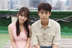 Bạn trai tin đồn đến tận phim trường thăm Kim So Hyun
