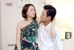 Lộ cảnh 'giường chiếu' tình tứ của Hồng Đăng và Hồng Diễm trong phim mới