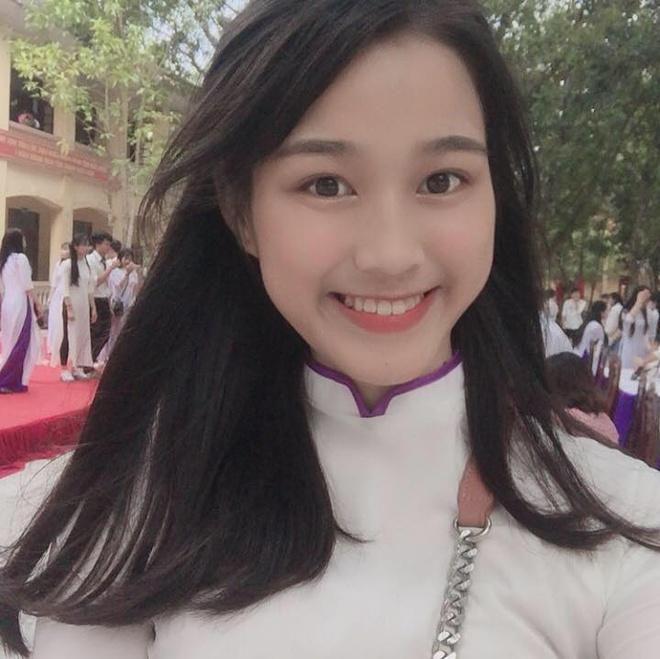 Ảnh đi làm nông giúp gia đình của Hoa hậu Đỗ Thị Hà-5