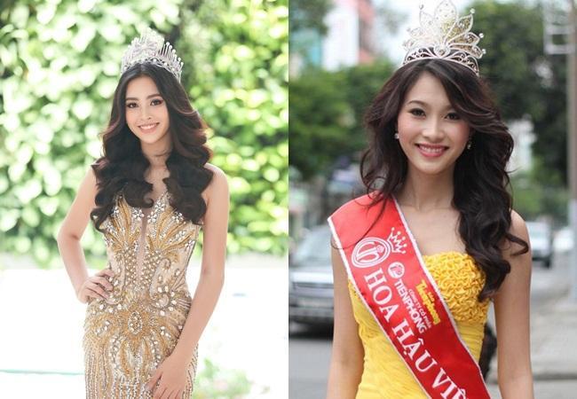 Đặng Thu Thảo mất danh hiệu Hoa hậu của các hoa hậu vào tay Tiểu Vy?-4