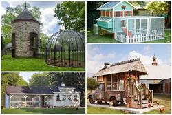 Choáng với những 'biệt thự chuồng gà', khi bạn muốn làm kiến trúc sư nhưng bố mẹ bắt đi nuôi gà