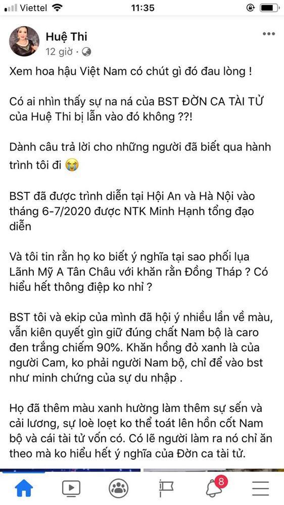 Áo dài trong chung kết Hoa hậu Việt Nam 2020 bị tố đạo nhái ý tưởng-4