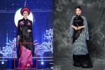 Áo dài trong chung kết Hoa hậu Việt Nam 2020 bị tố đạo nhái ý tưởng