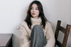 Đúng sinh nhật tuổi 39 của Song Hye Kyo, người đàn ông bí ẩn này lập tức nhắn nhủ lời yêu thương