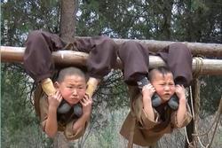 Quá trình khổ luyện thành cao thủ võ thuật ở chùa Thiếu Lâm