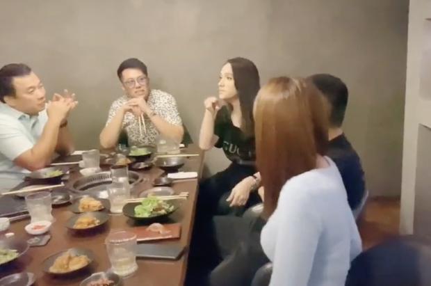 Matt Liu liên tục kề bên Hương Giang mọi lúc, lần này là đi ăn chung với hội Ngọc Trinh - Vũ Khắc Tiệp-2