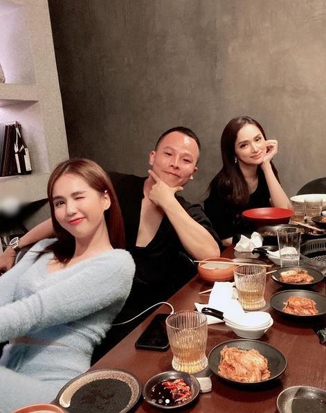 Matt Liu liên tục kề bên Hương Giang mọi lúc, lần này là đi ăn chung với hội Ngọc Trinh - Vũ Khắc Tiệp-4