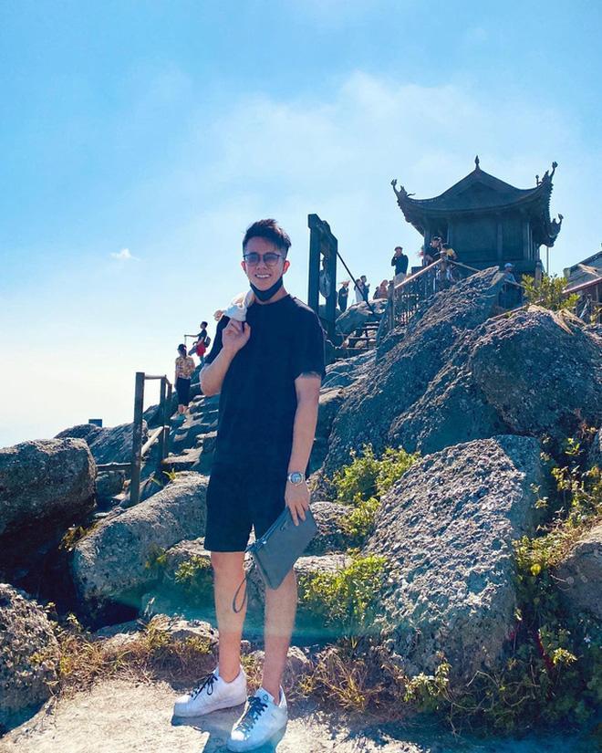 Matt Liu liên tục kề bên Hương Giang mọi lúc, lần này là đi ăn chung với hội Ngọc Trinh - Vũ Khắc Tiệp-6