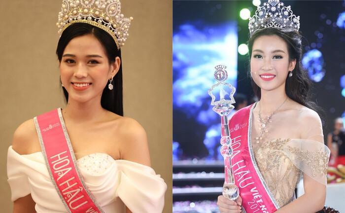 Tân Hoa hậu Đỗ Thị Hà bị soi hàm răng kém xinh giống Đỗ Mỹ Linh ngày mới đăng quang-5