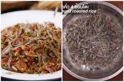 Cận cảnh món ăn sống còn nhảy tanh tách, nhìn vào ai cũng muốn bỏ chạy ở Thái Lan