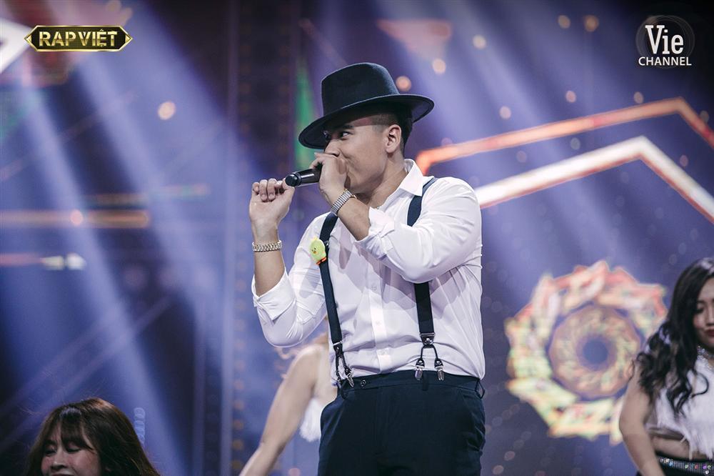 Dế Choắt vẫn đang vui, chưa nghĩ đến kế hoạch hậu đăng quang Rap Việt-2