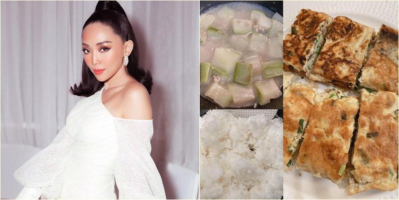 Loạt sao Việt đam mê nấu nướng nhưng kết quả vẫn thuộc team Ghét bếp-3