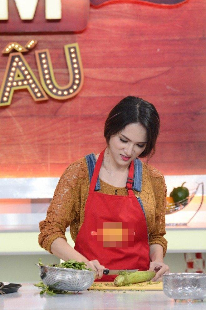 Loạt sao Việt đam mê nấu nướng nhưng kết quả vẫn thuộc team Ghét bếp-6