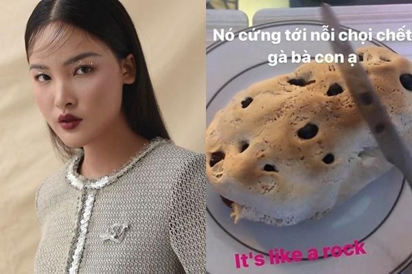 Loạt sao Việt đam mê nấu nướng nhưng kết quả vẫn thuộc team Ghét bếp-9
