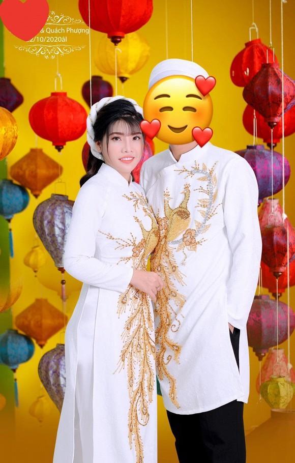 Thị Nở Quách Phượng khoe ảnh cưới chuẩn bị tái hôn, ngoại hình chú rể được giữ kín-3