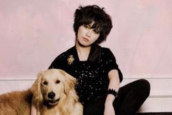 'Nàng cỏ' Goo Hye Sun khoe tóc tém lạ mắt
