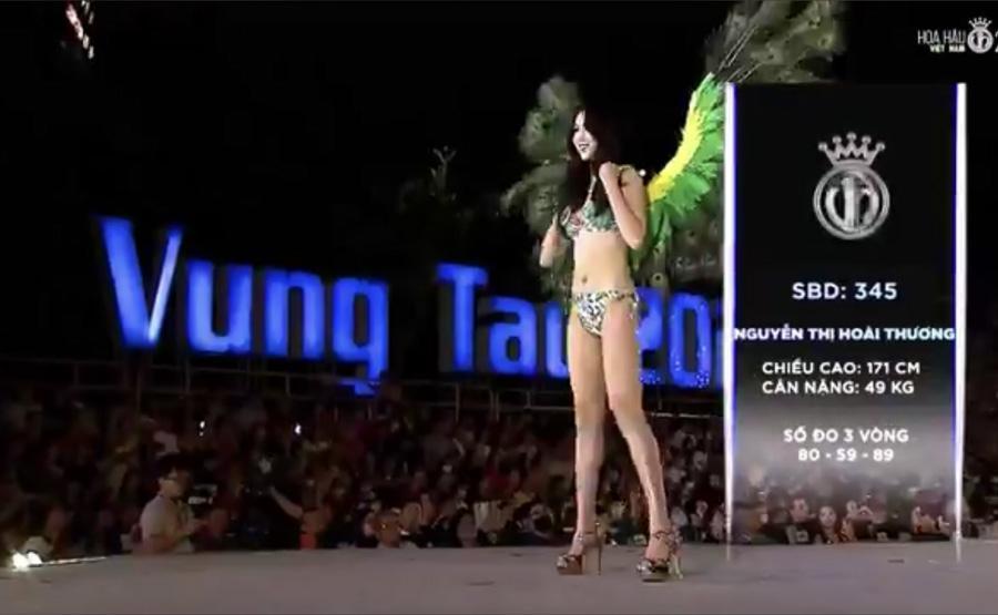 LẠ LÙNG: Số đo nhân trắc học của thí sinh Hoa hậu Việt Nam 2020 phồng xẹp bất thường qua 3 vòng thi-5