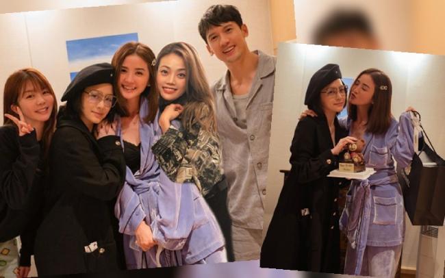 Thái Trác Nghiên đón sinh nhật bên người tình tỷ phú-2