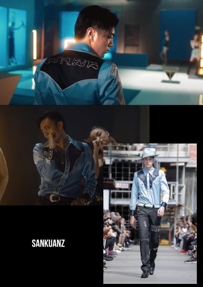 Bóc loạt đồ hiệu sang-xịn-mịn cộp mác bad boy của Soobin trong MV mới-4
