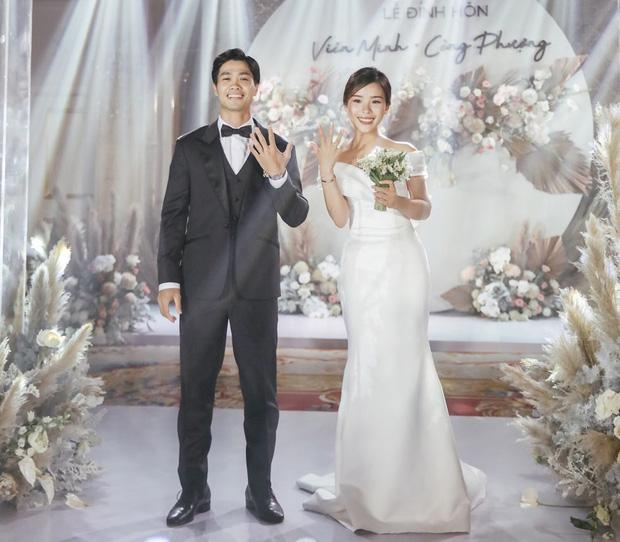 Viên Minh - cô dâu duyên dáng, hiểu chuyện và rất mực được yêu mến của Công Phượng-1