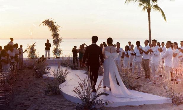 Dàn cầu thủ đồng loạt xả hình đám cưới Công Phượng, lầy nhất là lời nhắn của Quế Ngọc Hải-1