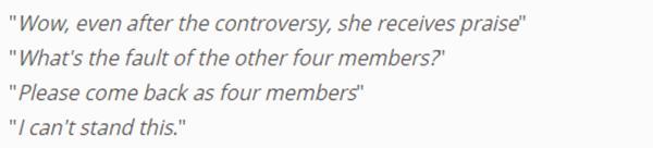 Netizens Hàn chiến nhau sứt đầu sau tin Red Velvet comeback đủ 5 thành viên-4