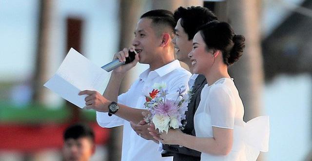 Thêm hành động hơn vạn lời nói Công Phượng dành cho Viên Minh tại hôn lễ ở Phú Quốc-1
