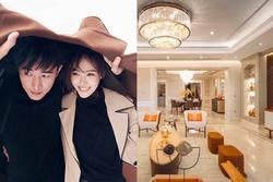 Căn hộ đẳng cấp hơn 250 tỷ đồng của vợ chồng Đường Yên - La Tấn