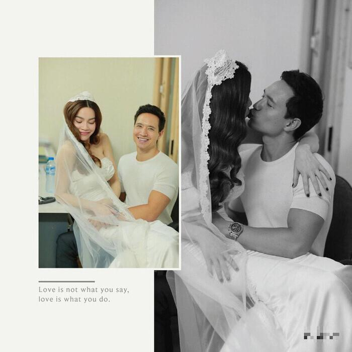 Hồ Ngọc Hà lên tiếng đính chính về bộ ảnh cưới với Kim Lý đang được lan truyền trên mạng xã hội-1
