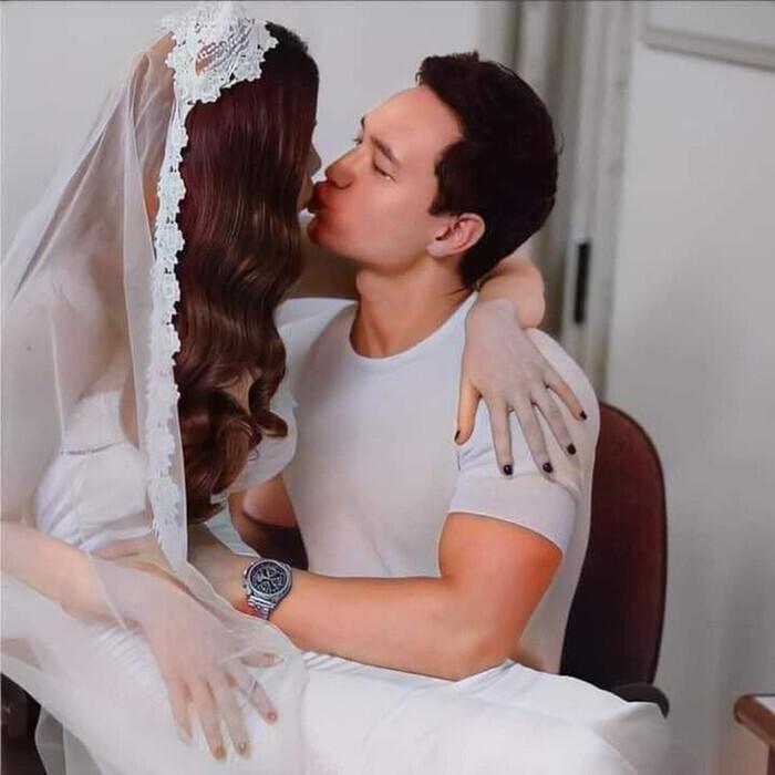 Hồ Ngọc Hà lên tiếng đính chính về bộ ảnh cưới với Kim Lý đang được lan truyền trên mạng xã hội-3