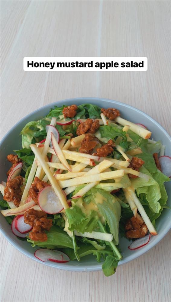 Học làm bữa sáng vừa ngon vừa lành mạnh như Hà Tăng, bí kíp chính là cách chọn nguyên liệu cực đỉnh-5