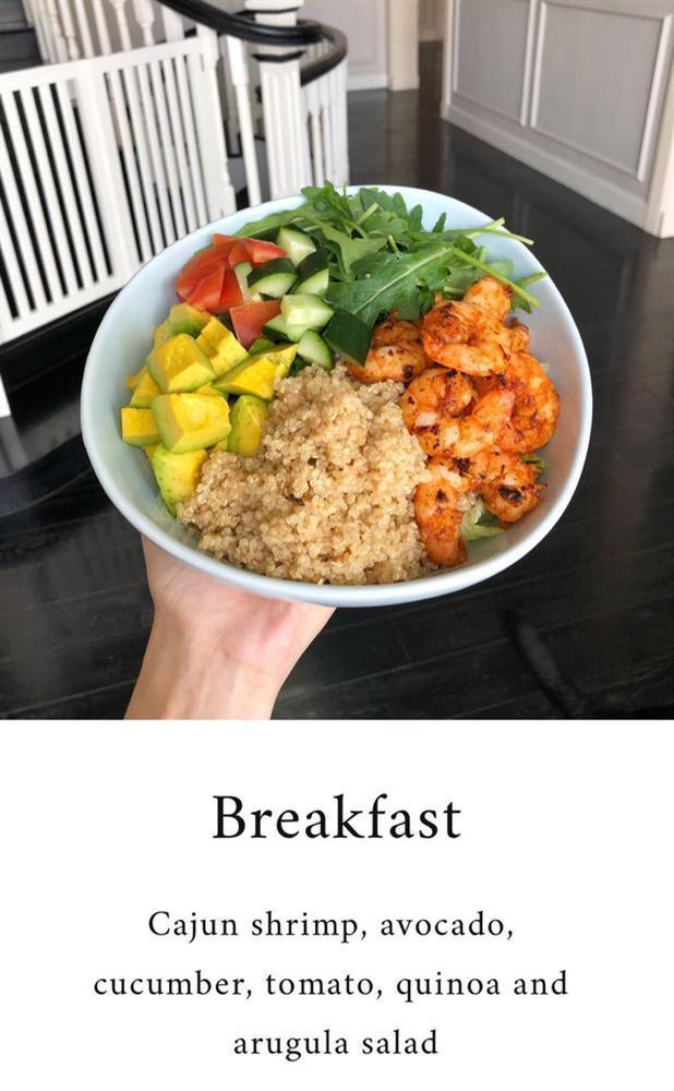 Học làm bữa sáng vừa ngon vừa lành mạnh như Hà Tăng, bí kíp chính là cách chọn nguyên liệu cực đỉnh-8