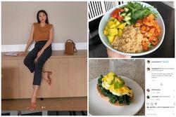 Học làm bữa sáng vừa ngon vừa lành mạnh như Hà Tăng, bí kíp chính là cách chọn nguyên liệu cực đỉnh