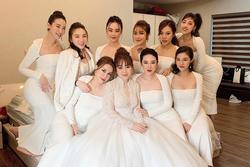 Dàn phù dâu đại náo mạng xã hội vì toàn gái xinh lấn át cả cô dâu