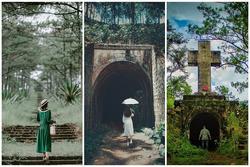 Những địa danh bỏ hoang nhưng lại cực hút giới trẻ ở Đà Lạt