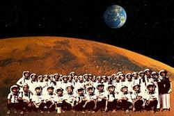 Khi lớp người ta đi du lịch: Du hí trong nước đã là gì, phải lên tận sao Hỏa mới oách!