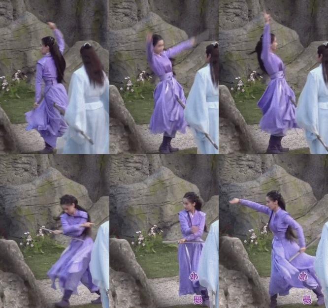 Diễn cảnh đánh nhau như tập múa trong Trần Duyên, Angelababy bị chê về làm người mẫu đi-2