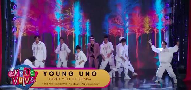 Ký Ức Vui Vẻ gây tranh cãi khi ghi thiếu tên tác giả hit Tuyết Yêu Thương, Young Uno lập tức lên tiếng đính chính-2