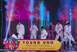 Ký Ức Vui Vẻ gây tranh cãi khi ghi thiếu tên tác giả hit Tuyết Yêu Thương, Young Uno lập tức lên tiếng đính chính