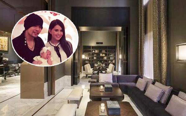 Hoa mắt với căn hộ triệu đô của các cặp vợ chồng sao Hoa ngữ-2
